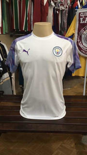 Manchester City Camisa De Treino 2019/2020 Tamanho M