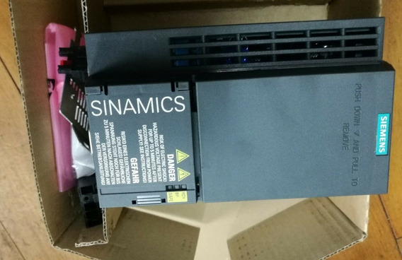 6sl32101ke217up1 Drive Sinamics G120c Potencia Asignada 7,5k
