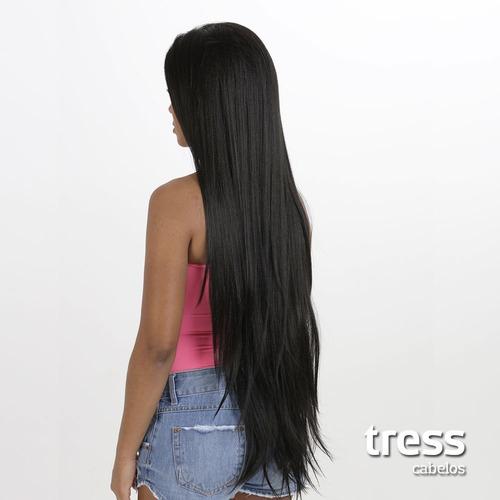 Lace Front Wig Lisa Longa Repartição Livre - Pronta Entrega