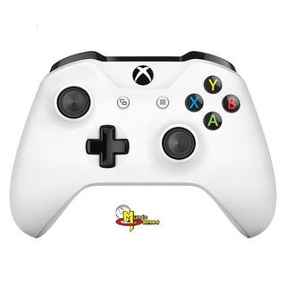 Controles Xbox One Blanco Wireless Nuevo Tienda Física