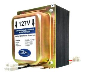 Inversor De Voltagem 110v 220v 10000va 24000 Btus
