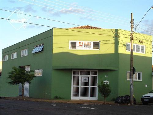 Imagem 1 de 14 de Salão Comercial Para Locação, Sumarezinho, Ribeirão Preto - Sl0060. - Sl0060