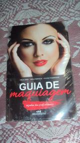 Livro - Laaj0002 - Guia De Maquiagem - Novo!