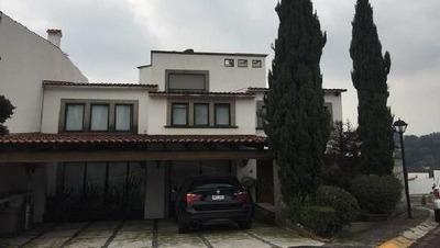 Hermosa Casa En Renta De 500 M2 En Colonia Las Águilas. Qb