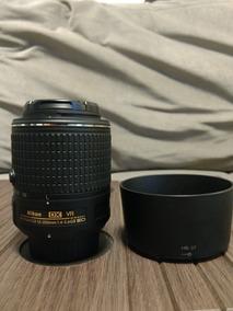 Lente Af-s Dx Nikkor 55-200mm F/4-5.6g Ed Vr Ii