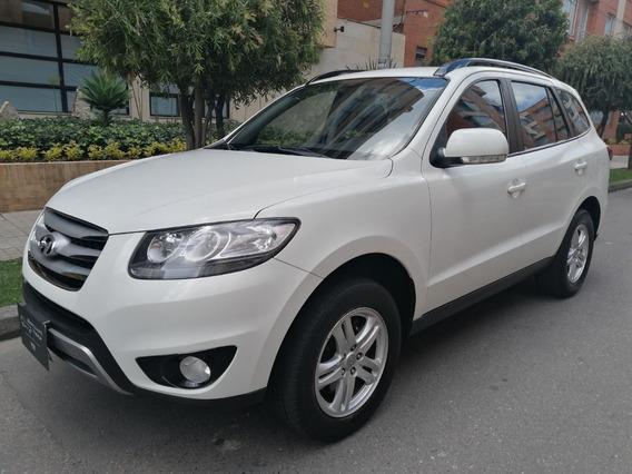 Hyundai Santa Fe Gl 4wd Mec 7 Puestos 2013