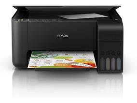 Impressora Epson L3150 Sub L396 Sem Tinta Promoção Ecotank