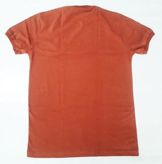 Camisa Masculina T-shirt Terra Casual Laço Country Malha