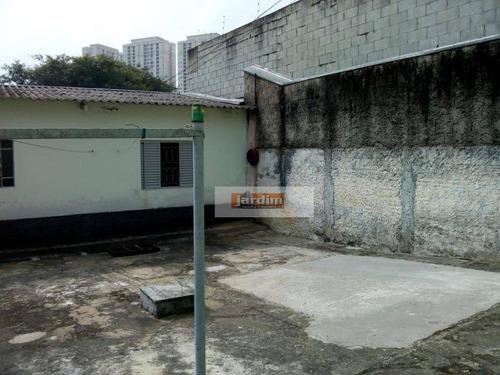 Sobrado Com 5 Dormitórios À Venda, 450 M² Por R$ 1.100.000 - Vila Dusi - São Bernardo Do Campo/sp - So2487