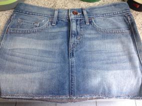 Minifalda Jean Levis Talla 24.