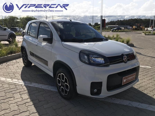 Fiat Uno Sporting 1.4 2017 Impecable!