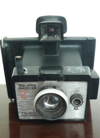 Câmeras Polaroid Square Shooter 2 + Vivitar Tele 603