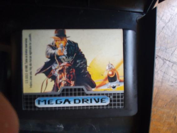 Indiana Jones Original Mega Drive