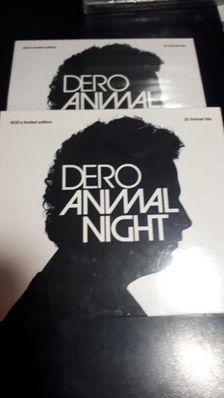 Dj Dero Animal Dance 2 Cd Dance Dj House Electro 2009