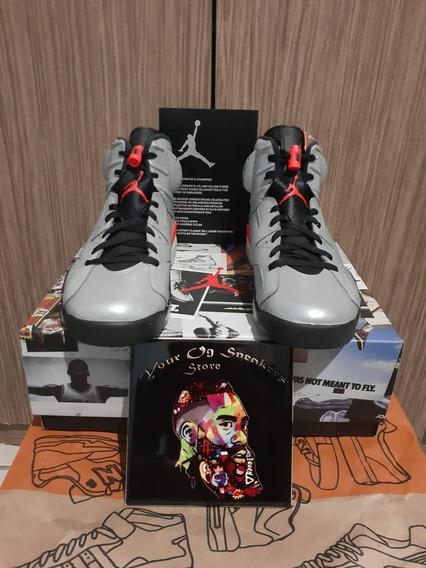 Air Jordan Retro 6 Reflections Of A Champion