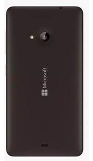 Tampa Traseira Celular Microsoft Rm 1092 Nokia 535 Preta