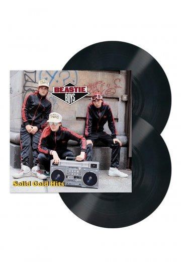 Beastie Boys Solid Gold Hits Vinilo Doble Nuevo 2 Lp