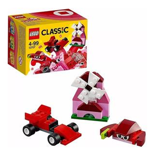 Lego - Caja De Creatividad Roja