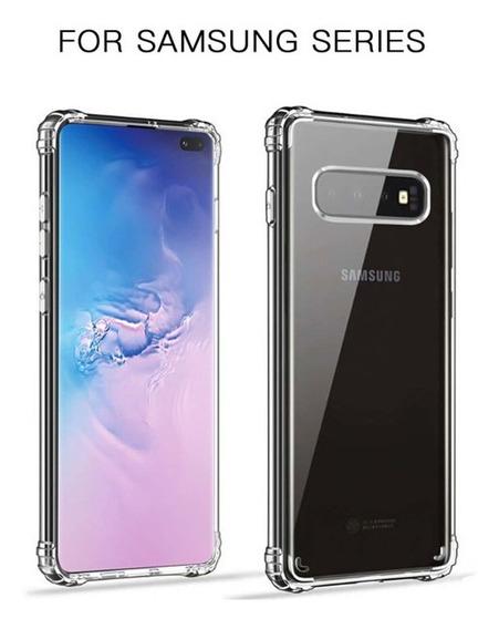 Funda Samsung Galaxy Air Bag Contra Golpes Uso Rudo