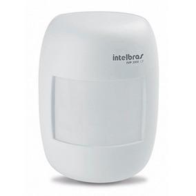 Sensor Infrared Passivo Com Fio Intelbras Ivp 3000 Cf Full