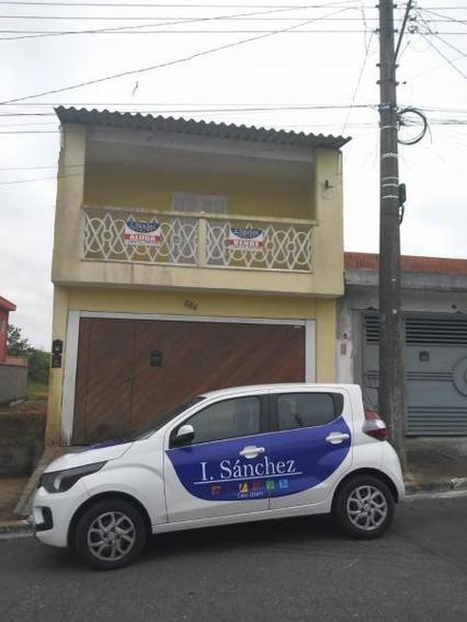 Casa Para Locação Em Itaquaquecetuba, Jardim Moraes, 4 Dormitórios, 1 Suíte, 3 Banheiros, 2 Vagas - 190411a