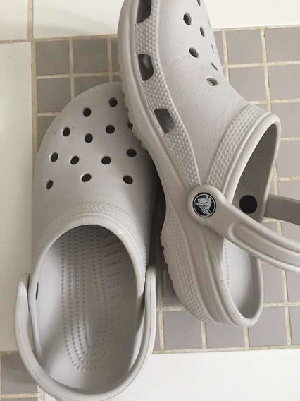 Croc S Cinza