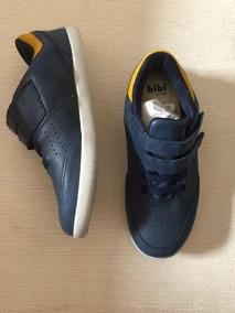 92fad381d Sapatênis E Tênis Infantil Bibi 32 Preço Dos 2 Sapatos. R$ 253