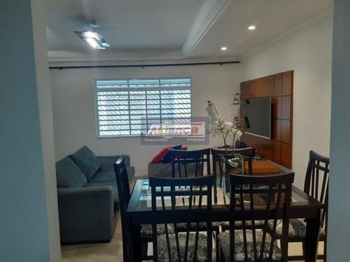 Sobrado 3 Dormitórios 3 Suítes À Venda, 226 M²- Vila Endres - Guarulhos/sp - Ai17742