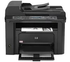 Impressora Multifuncional Hp Laserjet Pro M1536dnf