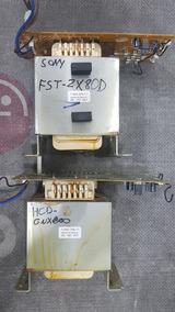 Transformador Fonte Hcd Gnx800 Fst Zx80d