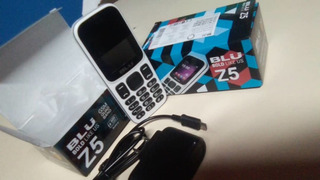 Teléfono Blu Z5