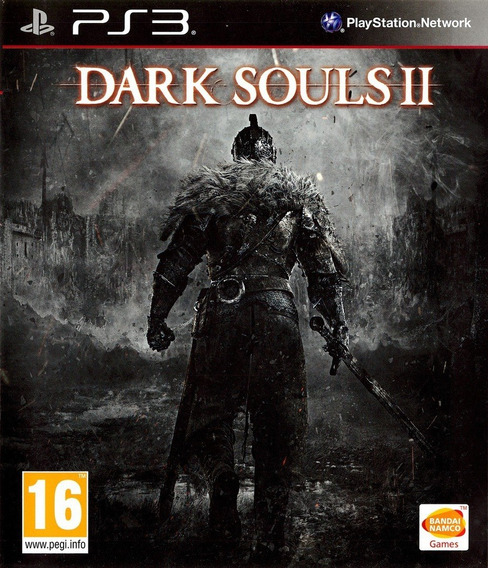 Dark Souls Ii Ps3 Semi-novo