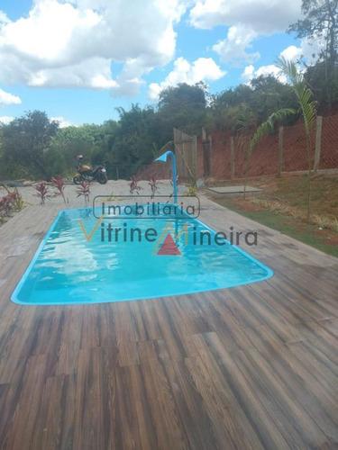 Imagem 1 de 15 de Chácara Para Venda Em Itatiaiuçu, Quintas Da Itatiaia, 3 Dormitórios, 1 Suíte, 1 Banheiro, 2 Vagas - 70455_2-1177387