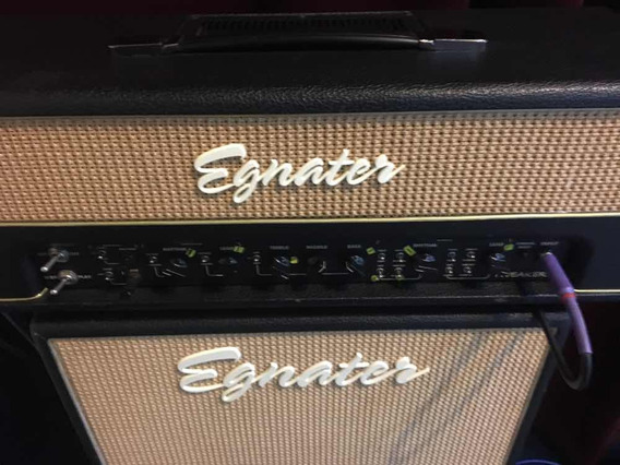 Amplificador De Guitarra Egnater Tweaker 88 Mais Caixa