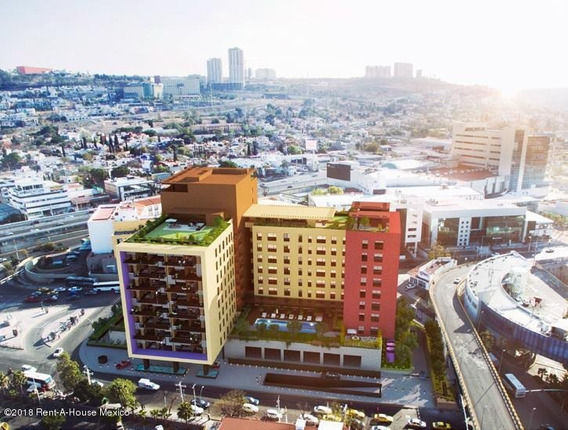 Departamento En Venta En Alamos 3era Seccion, Queretaro, Rah-mx-19-1100