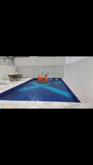 Cobertura Com 2 Dorms, Jardim América, Itaguaí - R$ 540 Mil, Cod: 681 - V681