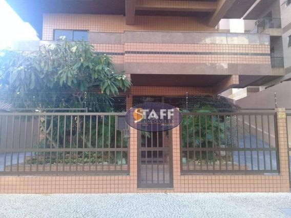 Apartamento Com 03 Dormitórios Para Aluguel Fixo, 197,00 M² Por R$ 3.200,00/mês - Bairro Passagem - Cabo Frio/rj - Ap0626