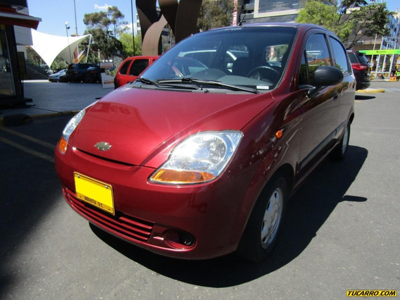 Chevrolet Spark 1.0 Mt Aa
