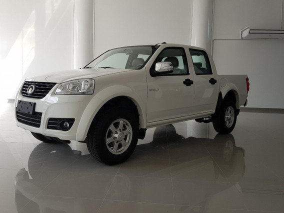 Great Wall Wingle 5 2.0 Tdi D/cab. Std 4x4 2019-leasing