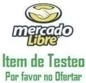 [roldan] Item De Test. No Ofertar.