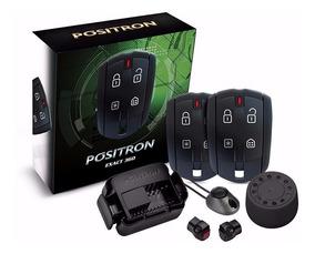 Alarme Automotivo Pósitron Ex 360 Exact Universal Ex 360