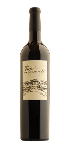 Vino Tinto De La Hacienda Lomita 750ml