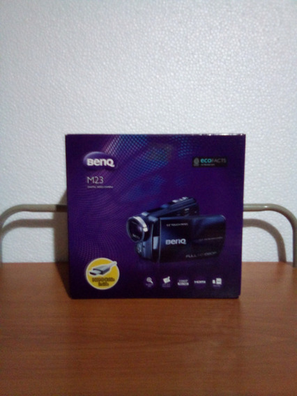 Video Camara Digital Benq M23