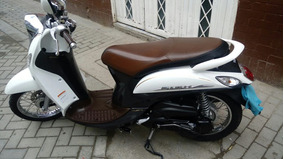 Yamaha Fino 2016