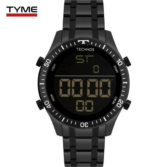Relógio Technos Masculino Digital Racer T02139ab/4p - C/ Nfe