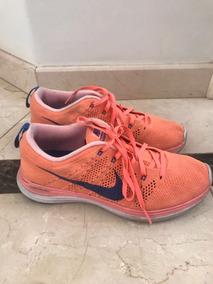 Tenis Nike Flyknit Lunar Tam 37
