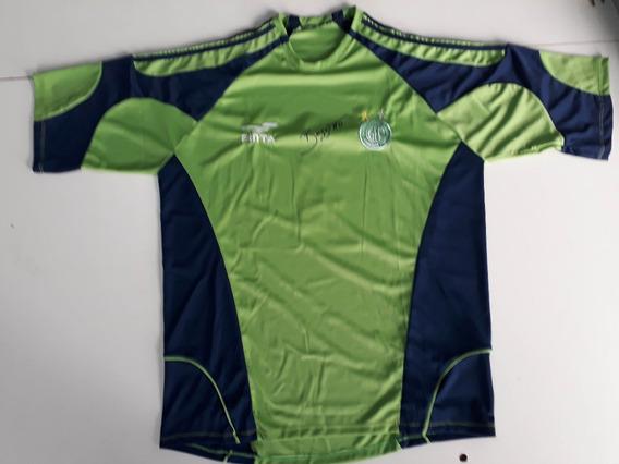 Camisa Camiseta Futebol Guarani Campinas Modelo 016