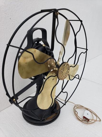 Ventilador Antiguo General Electric Made In Usa ,