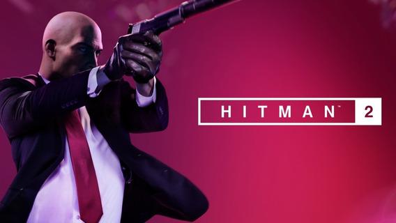 Hitman 2 + 2 Jogos ( Mídia Física ) Pc -dvd