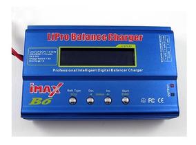 Carregador E Balanceador Programável De Baterias Imax